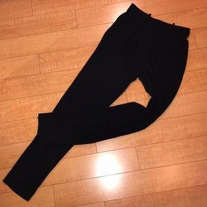 Isabel Marant Sheer High Waisted Pleated Pants